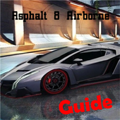 Guide Airborne for Asphalt 8 icon