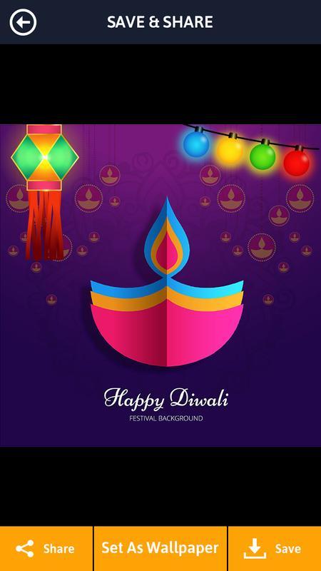 Diwali Greeting Cards Maker Diwali Wallpaper Hd For Android Apk