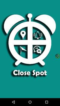 Closespot poster