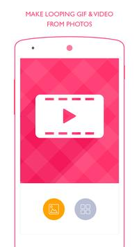 Photo to GIF & Video Maker poster