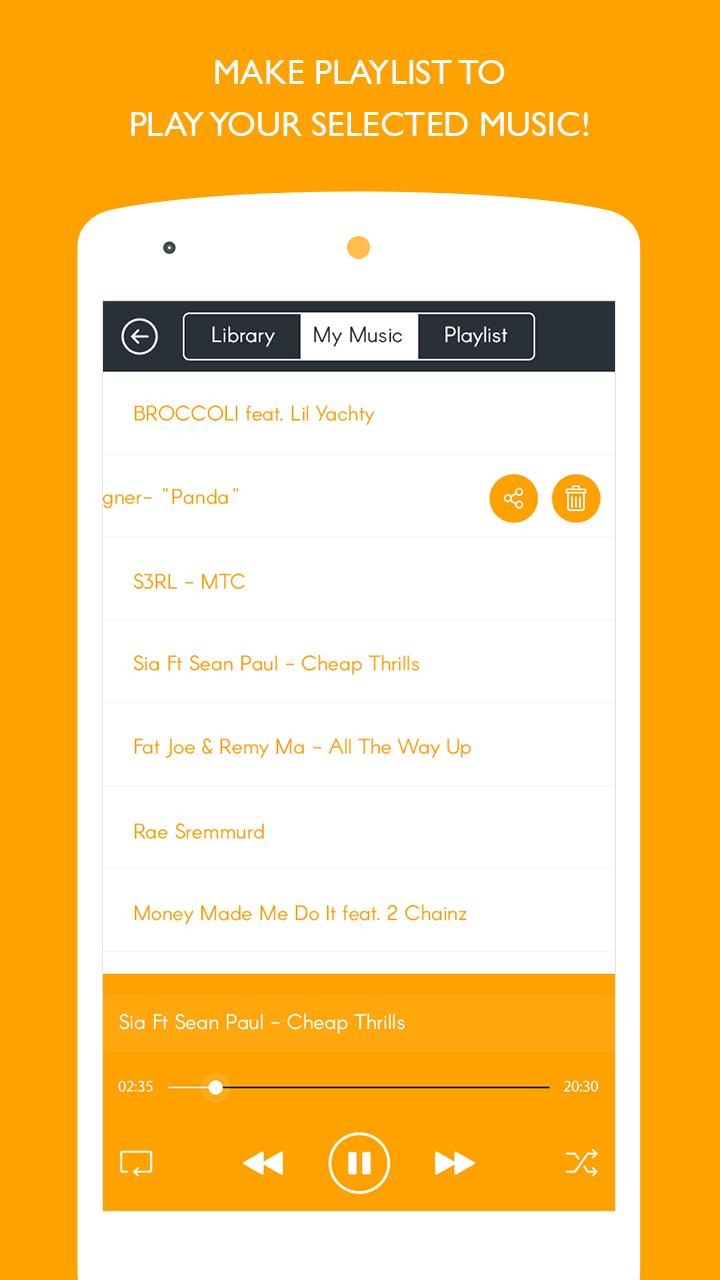 Video to mp3 converter - extract audio from video for