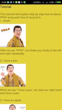 Pen Pineapple Apple Pen Guide apk screenshot