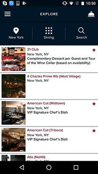 Aspire Lifestyles Mobile Concierge screenshot 2