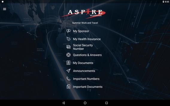 ASSE Aspire apk screenshot