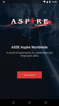 ASSE Aspire poster