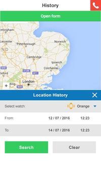 Children's Locator Watch screenshot 3