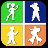 Cartoon Quiz - Guess Character icon