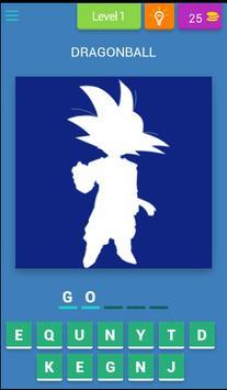 Cartoon Quiz - Guess Character poster