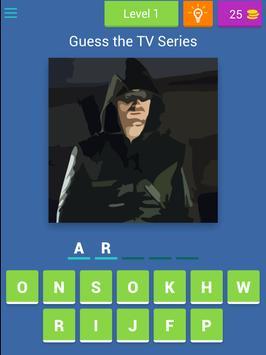 Quiz TV - Guess TV Series apk screenshot
