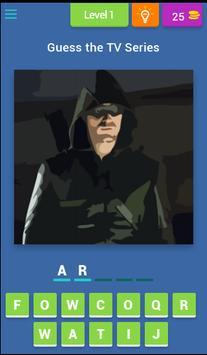 Quiz TV - Guess TV Series poster