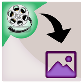 Video to Image Converter Music icon