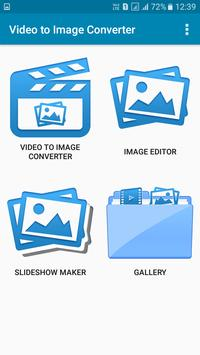 Video to Image Converter Video to photo converter poster