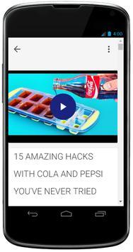 5 Minute Craft : Life Hack screenshot 1