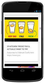 5 Minute Craft : Life Hack screenshot 4