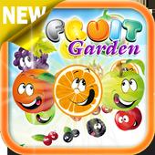 Fresh Fruit Garden Match 3 icon