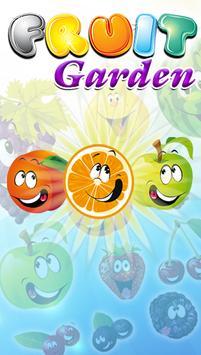 Fresh Fruit Garden Match 3 poster