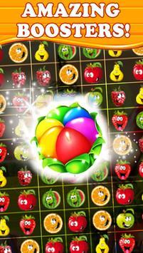 Fresh Fruit Garden Match 3 screenshot 2