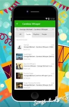 George Michael All Songs apk screenshot