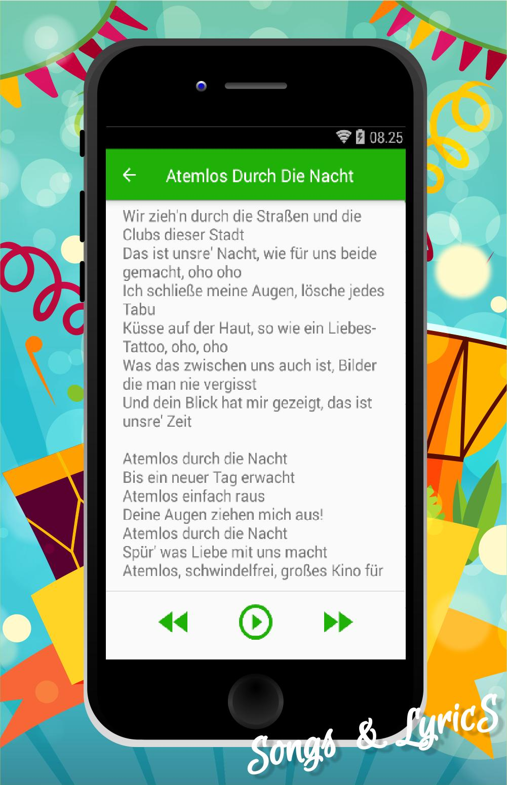 Helene Fischer All Songs For Android Apk Download