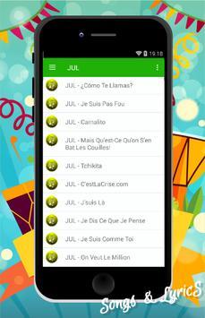JUL Musique 2017 apk screenshot