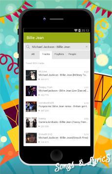 Michael Jackson New Songs MP3 apk screenshot