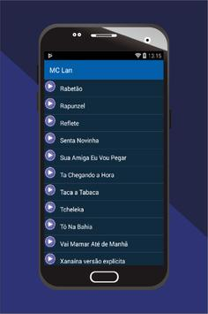 MC Lan Musica 2017 apk screenshot