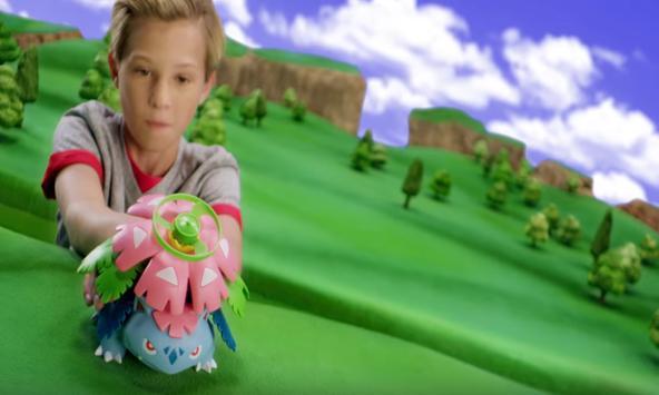 Toys Kids Burbasaur Evolution apk screenshot