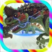 Toys Kids Dinosaurs icon