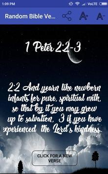 Random Bible Verse تصوير الشاشة 6