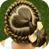 Best Hairstyle girl icon