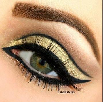 Beauty Eye MkeUp Tutorial screenshot 1
