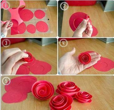 DIY Flower paper making screenshot 1