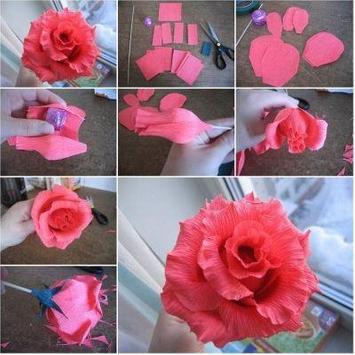 DIY Flower paper making screenshot 3