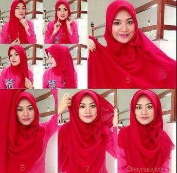 Complete Hijab model and tutorial screenshot 2