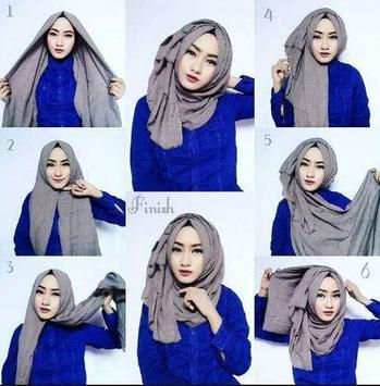 Complete Hijab model and tutorial screenshot 4