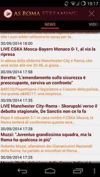 As Roma Streaming screenshot 1