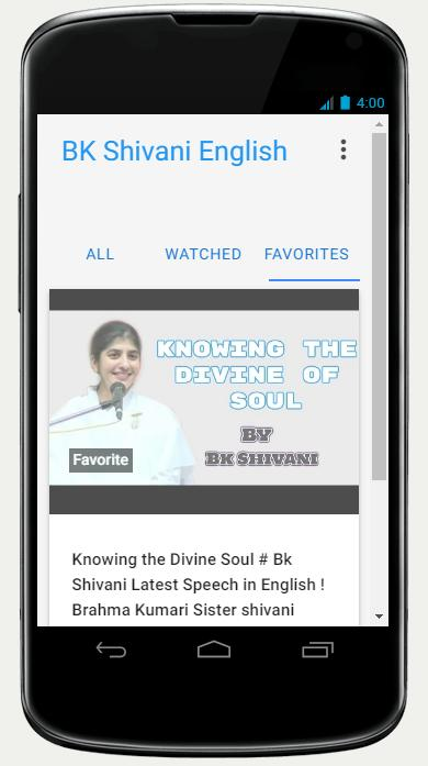 BK Shivani for Android - APK Download