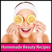 Homemade Beauty Recipes icon