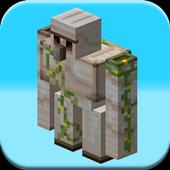 Golem Mods For MineCraft PE icon