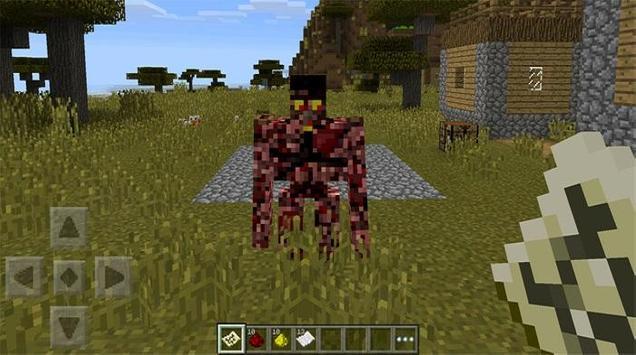 Golem Mods For MineCraft PE screenshot 2