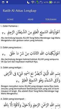 Ratib Al-Attas Lengkap screenshot 14