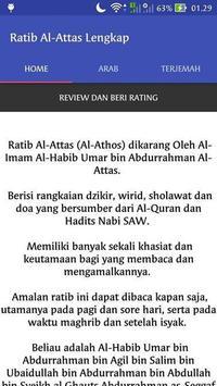 Ratib Al-Attas Lengkap screenshot 17