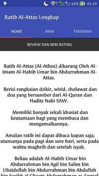 Ratib Al-Attas Lengkap screenshot 8