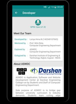 GPSC Quiz for Android - APK Download