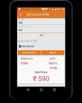 GST Calculator & Guide screenshot 11