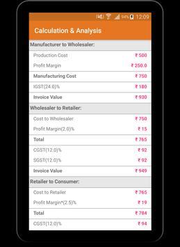 GST Calculator & Guide screenshot 12