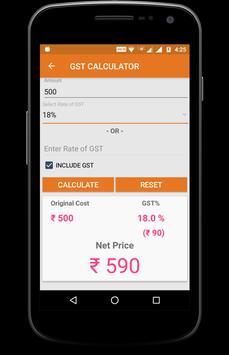 GST Calculator & Guide screenshot 4