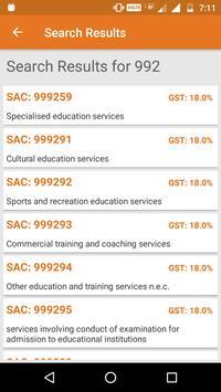 GST Calculator & Guide apk screenshot