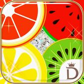 Kawaii Widget『colorful fruits』 icon