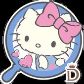 Kawaii Widget Hello Kitty 2 icon